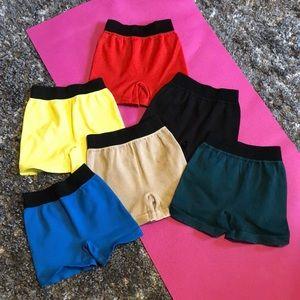 Free People Movement Prajna Shorts - Black - M/L